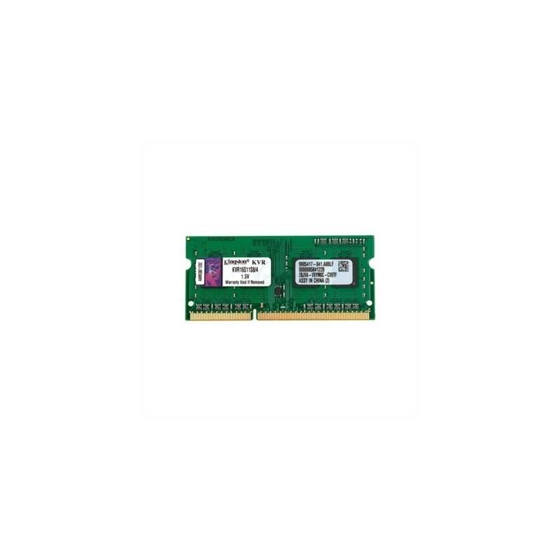 Kingston KVR16S11S8 4 SoDim DDR3 4GB 1600MHz SR