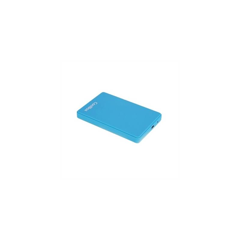 CoolBox Caja HDD 25 SCG2543 USB 30 Azul