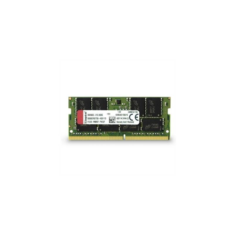 Kingston KVR24S17D8 16 16GB SoDIM DDR4 2400MHz