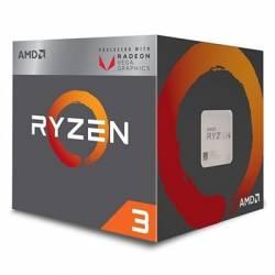 AMD RYZEN 3 2200G 37GHz 6MB 4 CORE 65W AM4 BOX