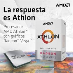 AMD ATHLON 200GE 3200Mhz 5MB 2 CORE AM4
