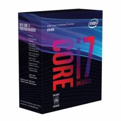Intel Core i7 8700K 370Ghz 12MB LGA 1151 Sin Vent