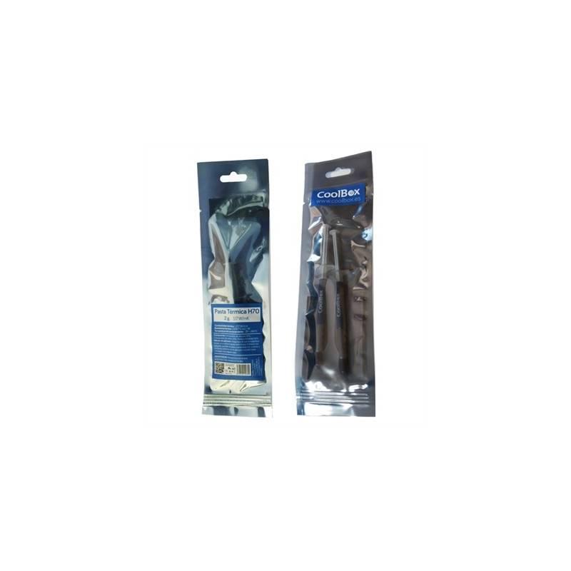 CoolBox Pasta termica plata 2 gramos 317W mk H70