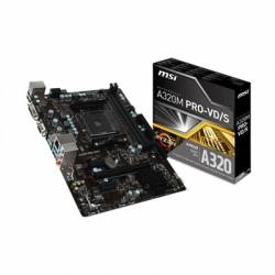 MSI Placa Base A320M PRO VD S mATX AM4
