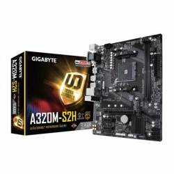 Gigabyte Placa Base A320M S2H mATX AM4