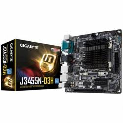 Gigabyte Placa Base J3455N D3H mITX CPU Integrada