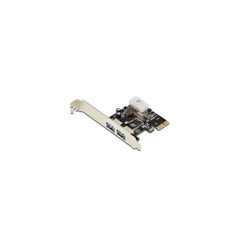 EWENT EW1040 Tarjeta PCI E 2 USB 30