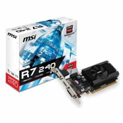 MSI VGA AMD RADEON R7 240 1GD3 64B LP 1GB DDR3