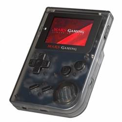 Mars Gaming Consola Ret Portatil GBA SEGA NES FC