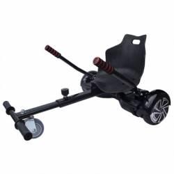 Brigmton BKART 10 GoKart Silla Kart Scooter Negra