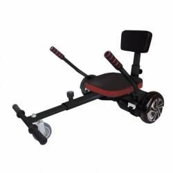Brigmton BKART 11 GoKart Silla Kart Scooter Negra