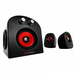 Mars Gaming Altavoces 21 MS2 20W RMS USB