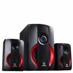 Hiditec Altavoces 21 Multimedia H400 40W Blt Radi