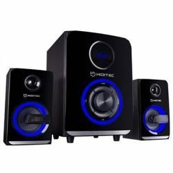 Hiditec Altavoz 21 H500 100w Bluetooth SD Negro