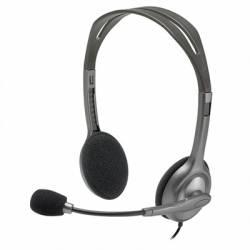 Logitech H110 auriculares micro estereo diadema