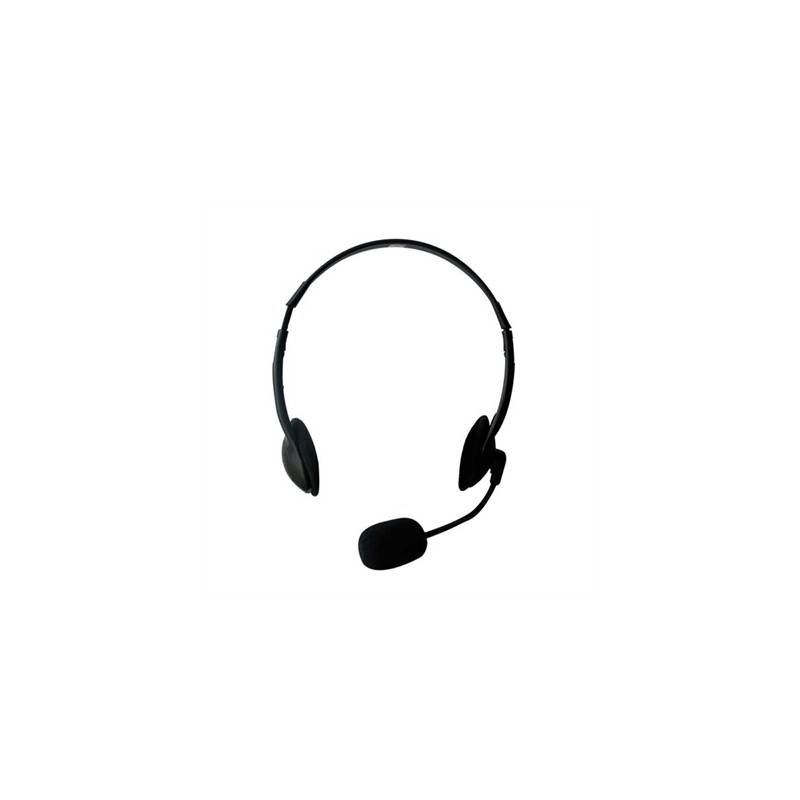 EWENT EW3563 Auriculares Microfono Stereo