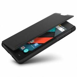 Energy Phone Cover Neo Lite Funda Libro Negra