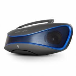 Energy Sistem Music Box BZ6 MP3FMUSB Negro Azul