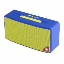 NGS Altavoz 3W BT Rollerjoyblue Radio SD USB Azul