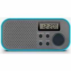 SPC Radio Analogico LCD Frosty AM FM