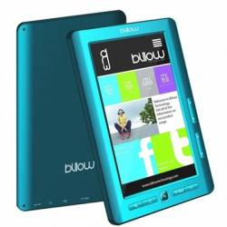 Billow E2TLB Color eBook reader 7 4GB Azul