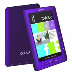 Billow E2TP Color eBook reader 7 4GB Purpura