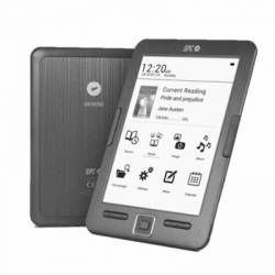 SPC 5608N eBook Reader Dickens 6 8GB