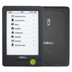 Billow E03FLC eBook reader 6 E Ink 4GB LuzFunda