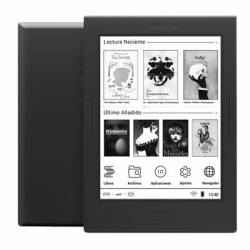 Energy Sistem ebook eReader Pro 4 6 Tactil Luz