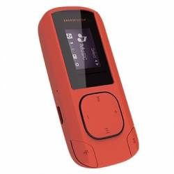 Energy Sistem MP3 Clip 8GB Radio SD Coral