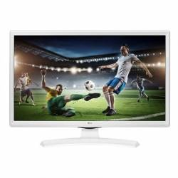 LG 24TK410V TV 24 LED HD 5ms USB HDMI blanca