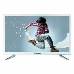 Schneider RAINBOW TV 24 LED FHD USB HDMI blanca