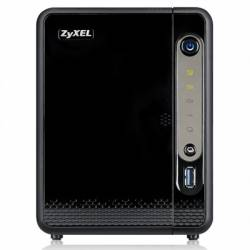 ZyXEL NAS326 NAS 2 Bay Personal Cloud Storage NO H