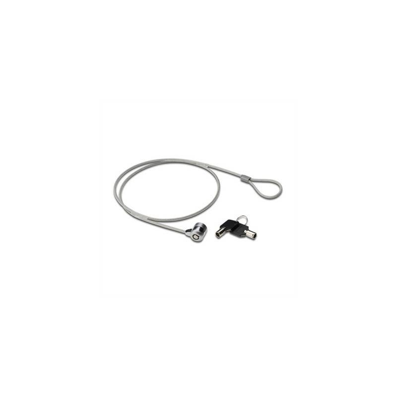 EWENT EW1242 Cable de Seguridad con llave