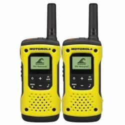 MOTOROLA T92H2O Walkie Talkie 10Km 8CH IP67