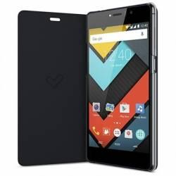 Energy Phone Cover Pro 4G Funda Libro Azul