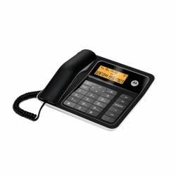 Telefono digital Panasonic DT521 blanco - Imagen 1