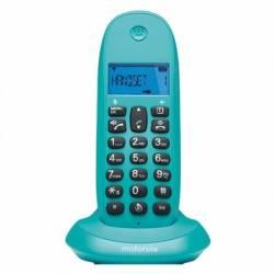 MOTOROLA C1001 LB Telefono DECT Turquesa