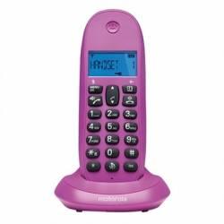 MOTOROLA C1001 LB Telefono DECT Violeta
