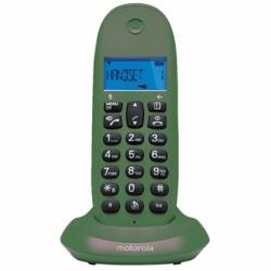 MOTOROLA C1001 LB Telefono DECT Verde
