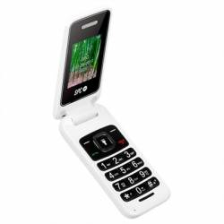 SPC Flip Telefono Movil BT FM Blanco