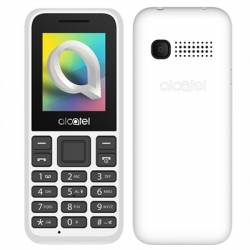 Alcatel 1066D Telefono Movil 18 QQVGA BT Blanco