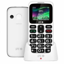 SPC Symphony 2 Telefono Movil BT FM Dock Blanco