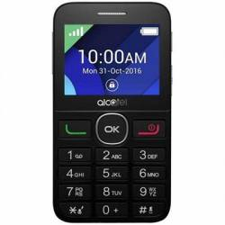 Alcatel 2008G Telefono Movil 24 QQVGA BT Negro