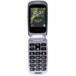 THOMSON Serea 63 Telefono Movil 24 VGA BT Negro