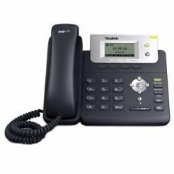Yealink Telefono IP T21 Fuente Incluida