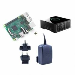 Raspberry kit Pi 3 Desktop fuente