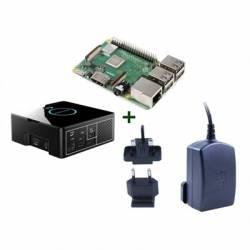 Raspberry kit Pi 3 B Desktop fuente
