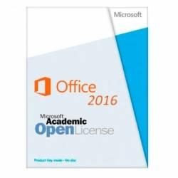 Microsoft Office Pro Plus 2016 versAcadOPEN