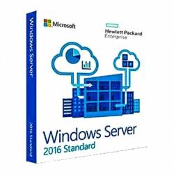 HPE Microsoft Windows Server 2016 5CAL Usuario
